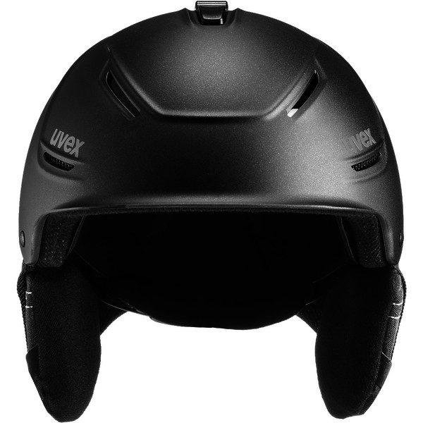 Uvex P1us 2.0, Black Mat 1