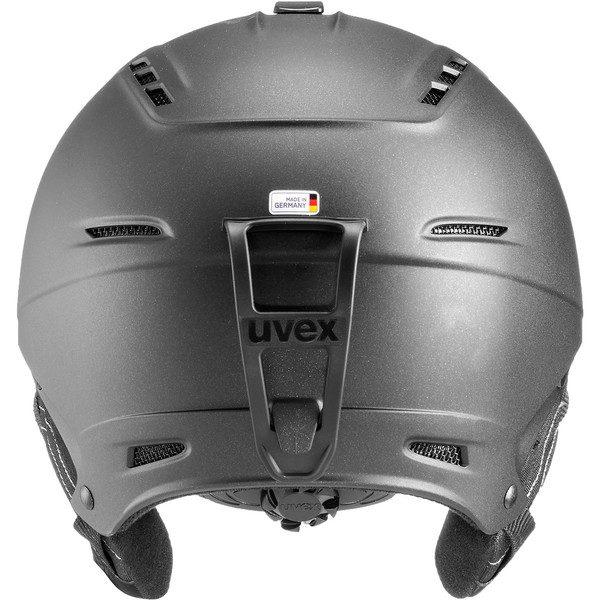 Uvex P1us 2.0, Black Mat 2