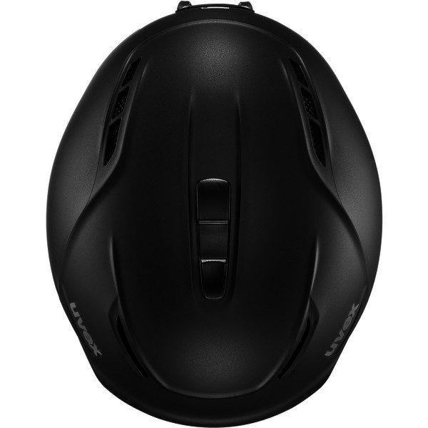 Uvex P1us 2.0, Black Mat