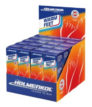 Warm Feet box