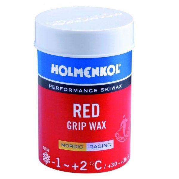 GRIP RED +2°C/-1°C