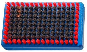BaseBrush BronzeFine 125 x 70 mm