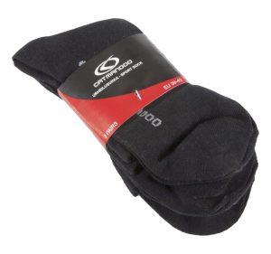 zekes Crew 3-pack sport socks