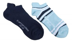 zekes Stripe 2-pack socks