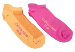 zekes Fit 2-pack training socks