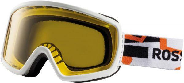 RADICAL WHT/SOLAR brilles slēpošanas