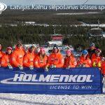 Holmenkol ski wax sponsors
