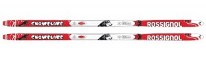 Bērnu distanču slēpes Snow Flake Waxless