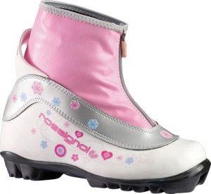 Bērnu distanču slēpošanas zābaki SNOW FLAKE Princese
