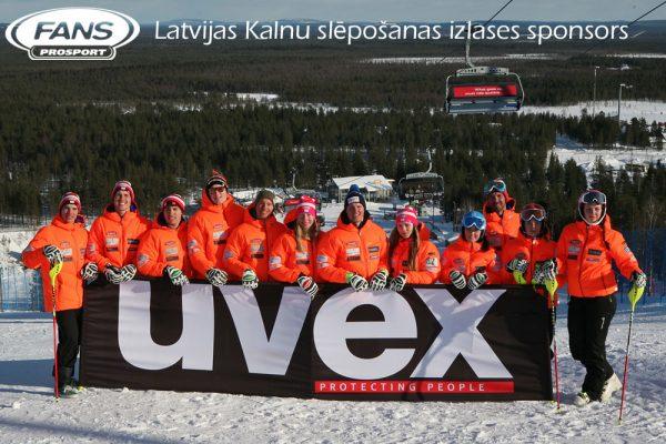 Uvex atbalsta sponsorē