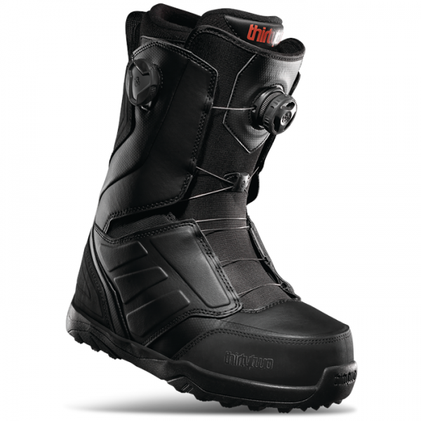 32 Lashed Double Boa Snowboard Boots 2018 Black (1)