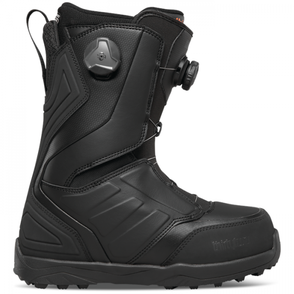 32 Lashed Double Boa Snowboard Boots 2018 Black