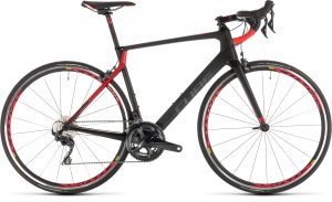 Cube Agree C62 Pro Carbon Red