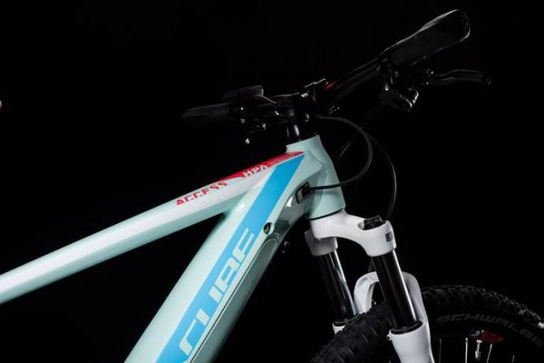 Cube Access Hybrid Exc 500 Blue´n´coral 2019 2
