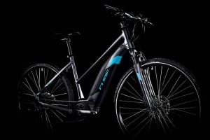 Cube Cross Hybrid One 400 Iridium´n´blue 2019 1
