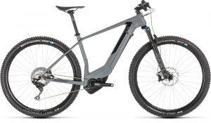 Cube Elite Hybrid C62 Sl 500 Kiox 29 Grey´n´black