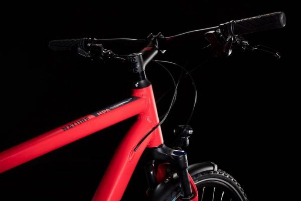 Cube Nature Allroad Red´n´grey 2019 4
