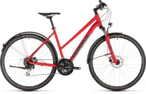 Cube Nature Allroad Red´n´grey 2019 T