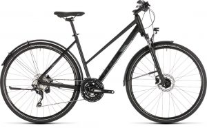 Cube Nature Exc Allroad Black´n´grey 2019 T