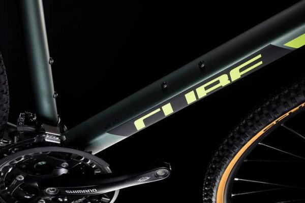 Cube Nature Exc Green´n´black 2019 6