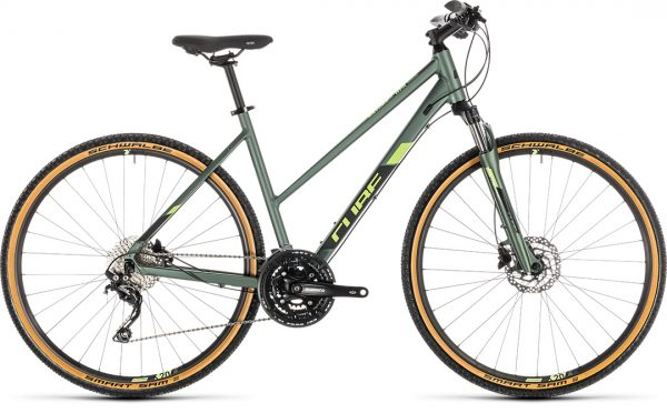Cube Nature Exc Green´n´black 2019 T