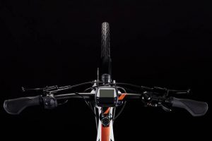 Cube Touring Hybrid 500 Grey´n´orange 2019 1