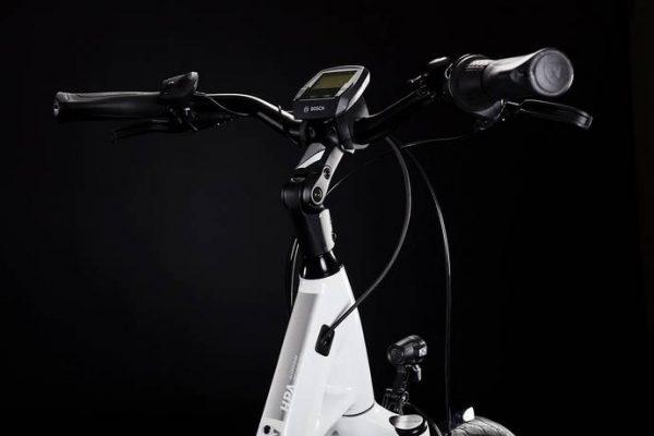 Cube Town Hybrid Pro 400 White´n´silver 2019 3