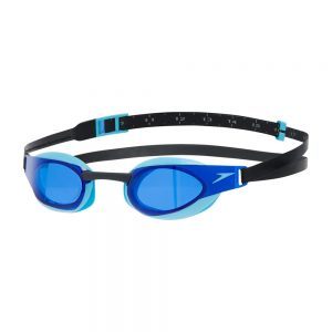 Fastskin3 Elite Goggle, Black,aqua Splash,blue