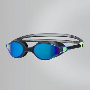 Virtue Mirror Female Goggles, Bright Zest,black,blue