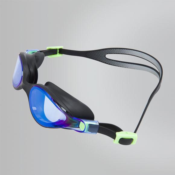 Virtue Mirror Female Goggles, Bright Zest,black,blue.