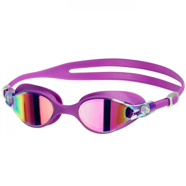 Virtue Mirror Female Goggles, Purple Vibe Pink