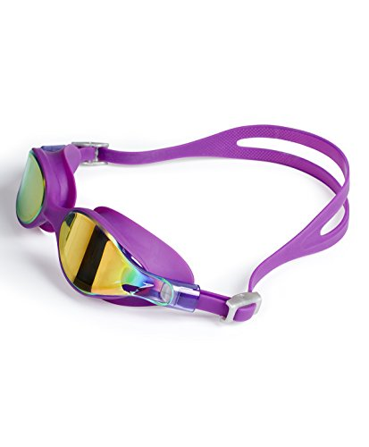 Virtue Mirror Female Goggles, Purple Vibe,pink