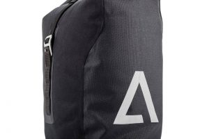 Acid Panniers Travlr 15 Black 2