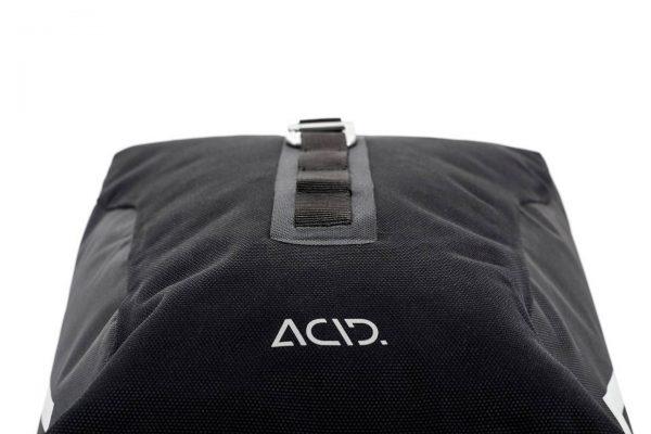 Acid Panniers Travlr 20x2 Black 3
