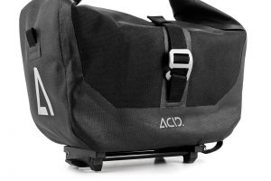 Acid Panniers Trunk 10 Rilink Black 1