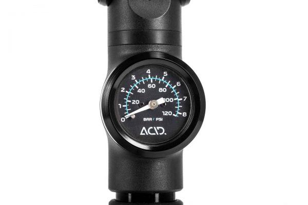 Acid Pump Race Dual Black 2