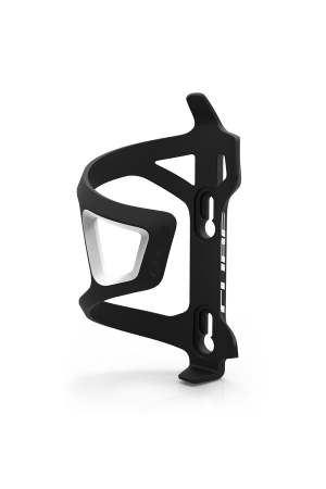 Cube Bottle Cage Hpp Sidecage Black´n´white
