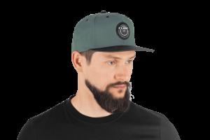 Cube Freeride Cap Edge Green´n´black 1