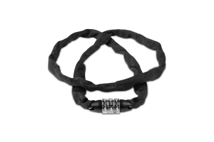 Rfr Chain Combination Lock Style Cmpt Black
