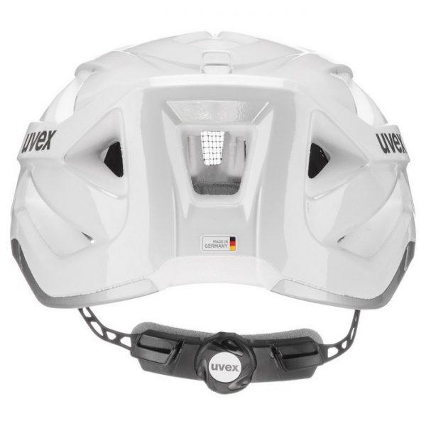Uvex Active White Silver 3