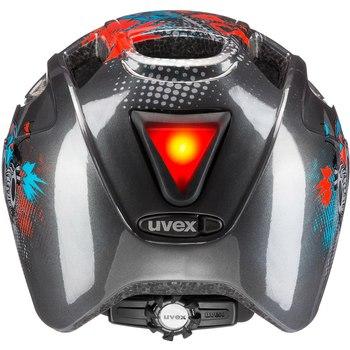 Uvex Finale Jr. Led Force Patrol