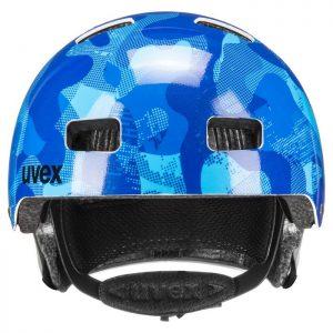 Uvex Kid 3 Blue Camo 1
