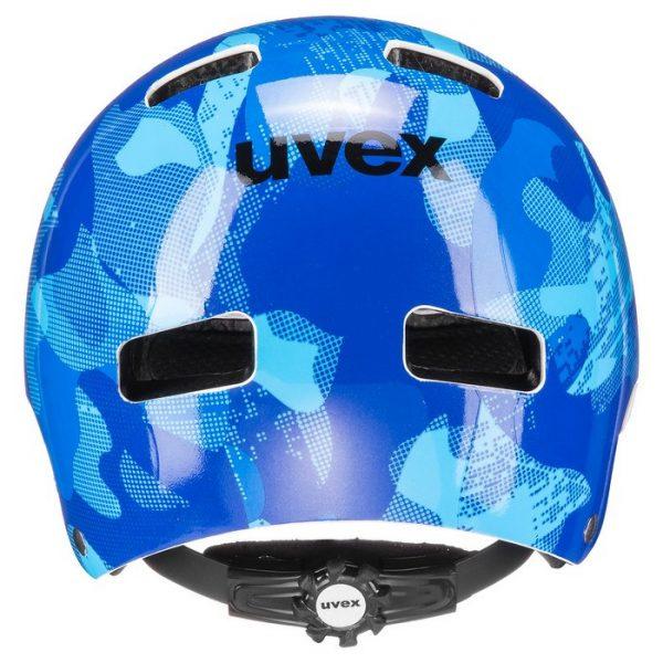 Uvex Kid 3 Blue Camo 2