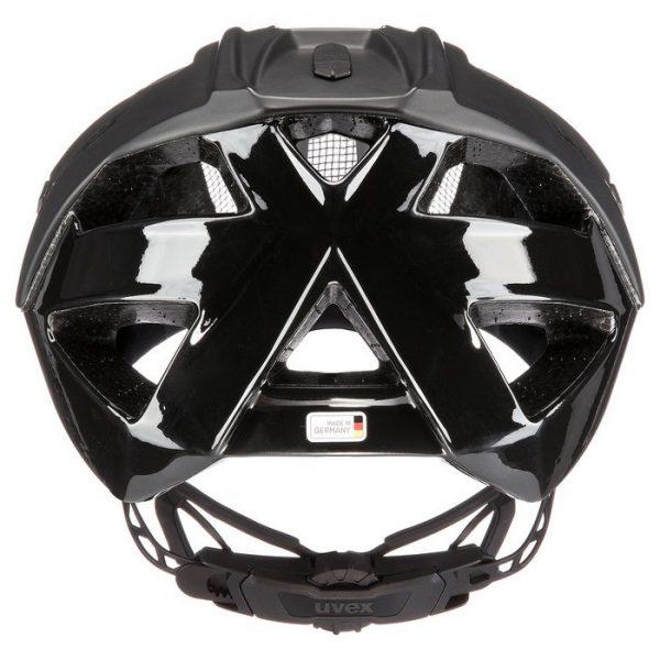 Uvex Quatro Black Mat 2