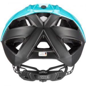 Uvex Quatro Xc Blue Black 2