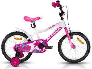 Alpina Starter 16 Pink