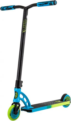Mgp Scooter Vx9 Pro Fades Blue Lime1