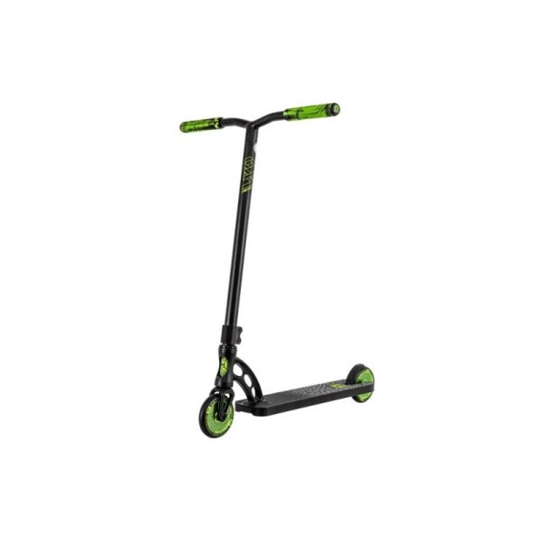 Mgp Vx9 Pro Black Out Range Scooter Green Black1