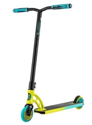 Mgp Vx9 Pro Scooter Fades Aqua 1