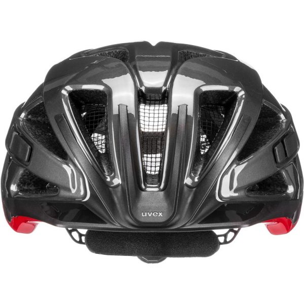 Uvex Active Anthracite Red 1